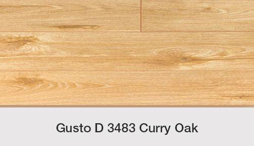 Gusto D 3483 Curry Oak