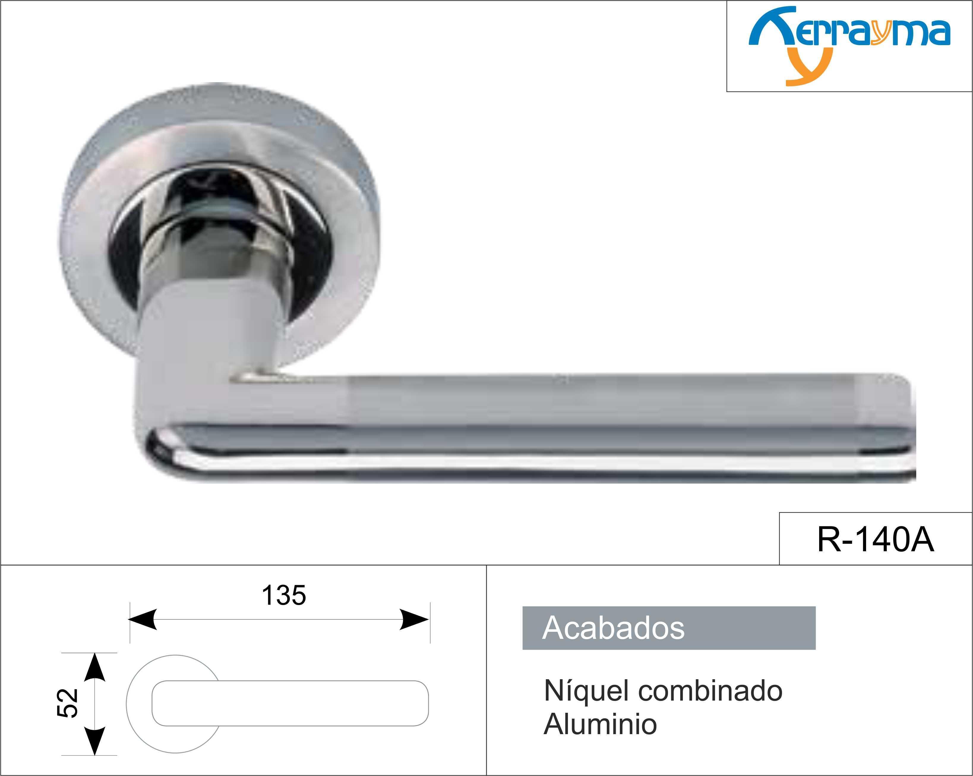Manillas puertas de aluminio beautiful para sorpresas - Manillas puertas aluminio ...