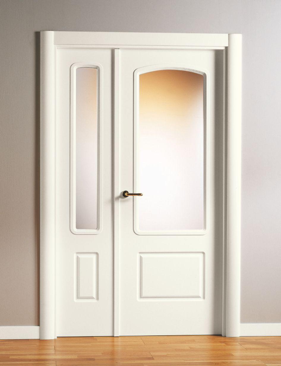 Puerta Lacada Blanco Affordable Puerta Lacada En Blanco Modelo  ~ Precio Puerta Lacada Blanca Instalada