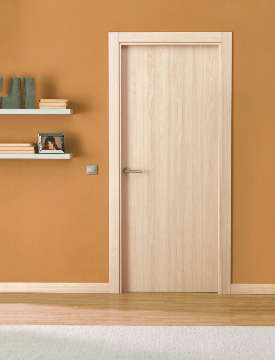 Puerta interior maple jaramiel - Precio puertas interior colocadas ...