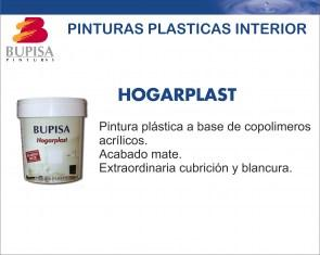 Pinturas bupisa pintura plastica interior hogarplast - Pintura plastica interior ...