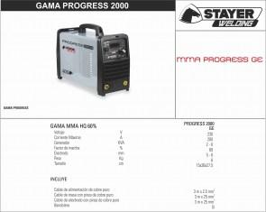 INVERTER-STAYER-TIG-ELECTRODO-MAQUINA-SOLDAR-GAMAPROGRESS-2000