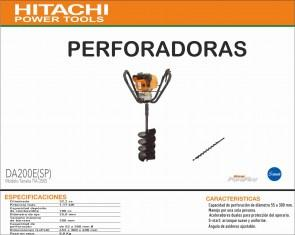 JARDIN-HITACHI-PERFORADORES-DA200E(SP)